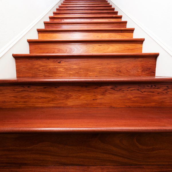 S4S Cherry Staircase
